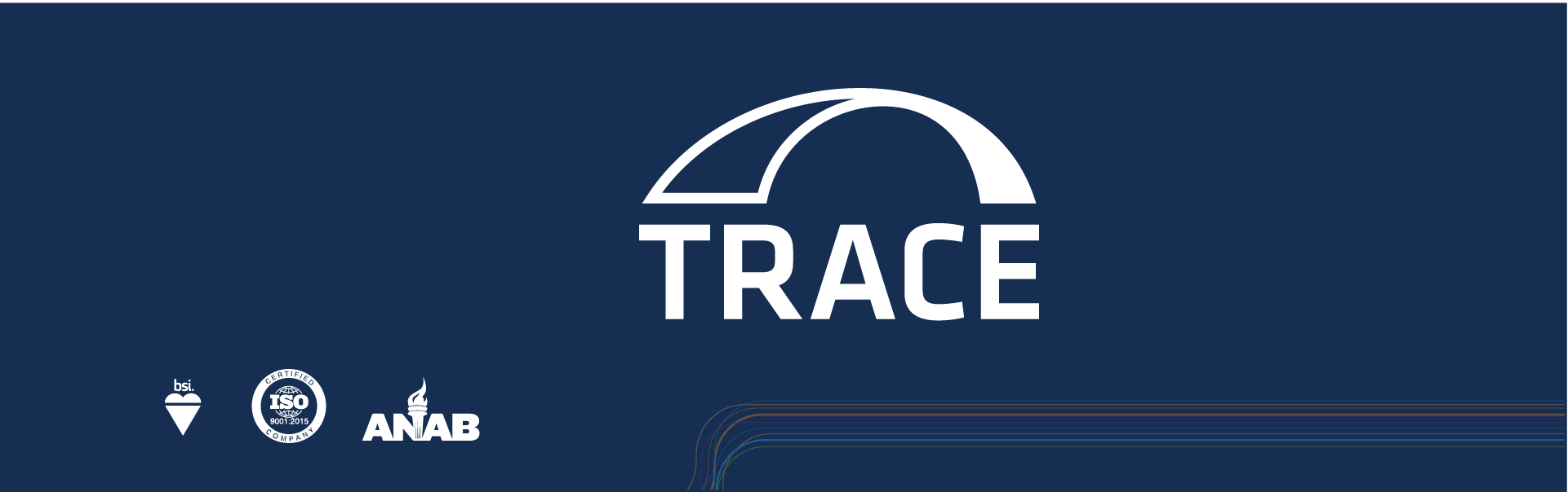 TRACE award banner for 2017